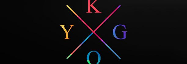 "KYGO et la Lyrics video de ""CARRY ME"""
