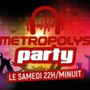 METROPOLYS PARTY 07 DECEMBRE 2019