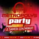 METROPOLYS PARTY 21 DECEMBRE 2019