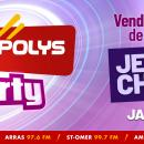 METROPOLYS PARTY 25 avril 2020 20H - 22H