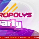 Metropolys Party 09 avril 2021 22h30-00h